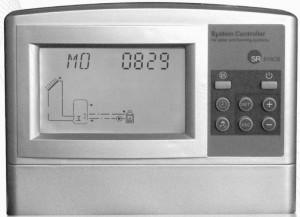 Automatizare panou solar PROFISOLAR 12 CH