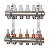 Distribuitor cu debitmetre si robineti termostatici K013 - 2cai