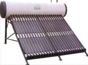 Sistem cu tuburi vidate JDL-HP15-58/1.8+Boiler 140 L