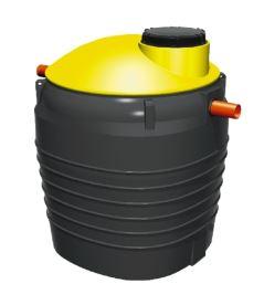 Poza 1 Separator de ulei si hidrocarburi ECO DEO 5