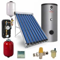 Panouri solare pentru apa calda. Pachete cu boiler.