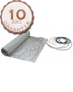 Incalzire electrica in pardoseala pt 2mp- pt gresie/placi ceramice/granit