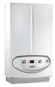 Centrala termica Immergas VICTRIX 26 in condensare de 26kW si preparare apa calda
