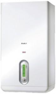Centrala termica Riello FAMILY AQUA CONDENS 30 BIS in condensare de 32kW si boiler incorporat de 60l