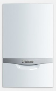 Centrala termica Vaillant ecoTEC plus VUW INT II 306/5-5 in condensare de 30kW si preparare apa calda