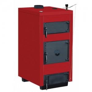 Poza 1 Cazan Thermo Warm STR22 pe combustibil solid din otel de 22kW
