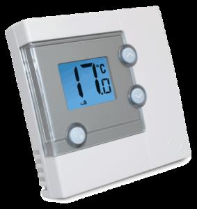 Termostat ambiental Salus RT300 neprogramabil cu fir