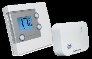 Termostat ambiental Salus RT300RF neprogramabil fara fir