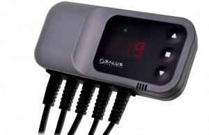 Controler Salus PC12HW pentru 2 pompe, ACM si recirculare