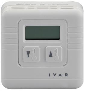 Termostat digital de ambianta Ivar AC 701