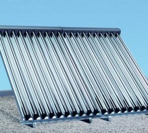 Panouri solare cu tuburi vidate Bosch Solar 7000 TV