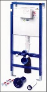 Poza 1 Sistem pentru montaj vas WC in perete- Jog