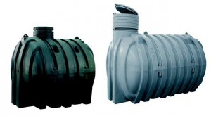 Rezervor apa CU 3000l
