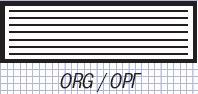 Grile lineare ajustabile orizontale