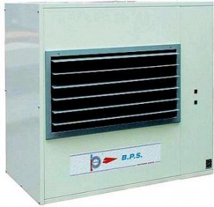 Generator de aer cald K30 de perete