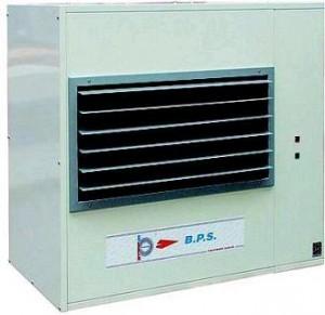Generator de aer cald K-EC40 de perete