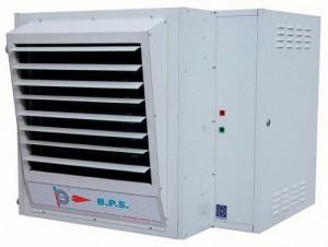 Generator de aer cald BF-EC 35 de perete 33 kw