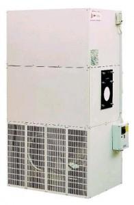 Generator aer cald de pardoseala 136.9 kw de exterior