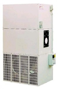 Generator aer cald de pardoseala 616.2 kw de exterior