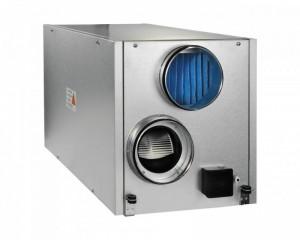 Centrale de ventilatie cu recuperator de caldura si baterie electrica 1100m3