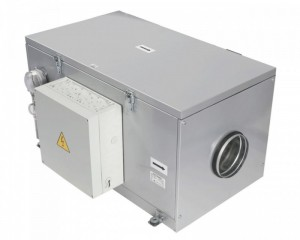 Baterie de incalzire electrica cu ventilator Vents VPA 250-3,6-3