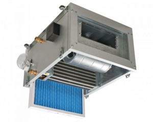Aeroterme cu apa calda pt tubulatura Vents MPA 3500 W