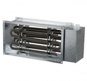 Baterie de incalzire electrica rectangulara Vents NK 600x350-9,0-3