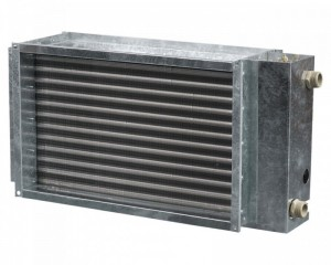 Baterie de incalzire cu apa rectangulara Vents NKV 500x250-4