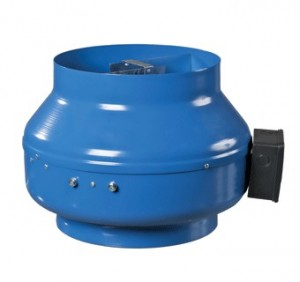 Ventilator centrifugal in-line VKM 125Q