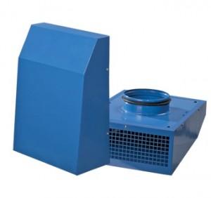 Ventilator centrifugal in-line VCN 160