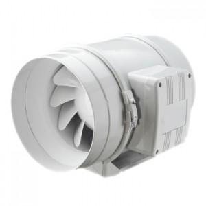 Ventilator centrifugal in-line plastic Timer TT 150