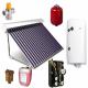 Panou solar cu boiler 200l cu tuburi solare vidate