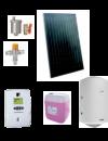 Foto Pachet solar Ecotop VMFA cu boiler Titano 120L