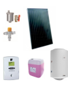 Foto Pachet solar Ecotop VMFA cu boiler ECOUNIT 200-1C WT