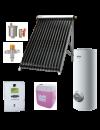 Foto Pachet solar Ecotube si boiler Ecounit 500-2C