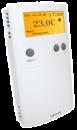 Foto Termostat ambiental Salus ERT50 24V cu fir pentru incalzirea in pardoseala programabil