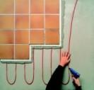 Incalzirea si racirea in pereti