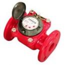 Contor apa calda, apometru Woltman APATOR MWN130, cu racord flansa DN125